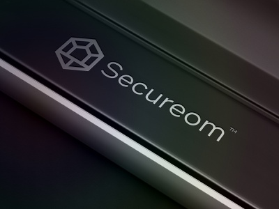 Secureom secured camera home alexa security secure design brand icon mark branding logo