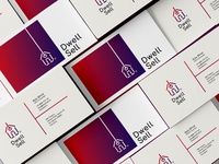 Dwell Sell - Business Cards