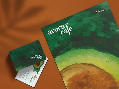 Avora Cafe - Branding