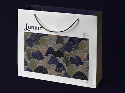 Lunair Shopping Bag