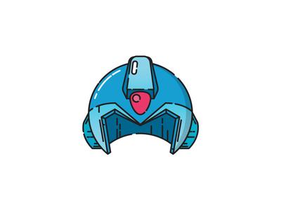 Megaman Helmet
