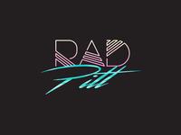 Rad Pitt Logo