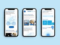 Health UX/UI Concept