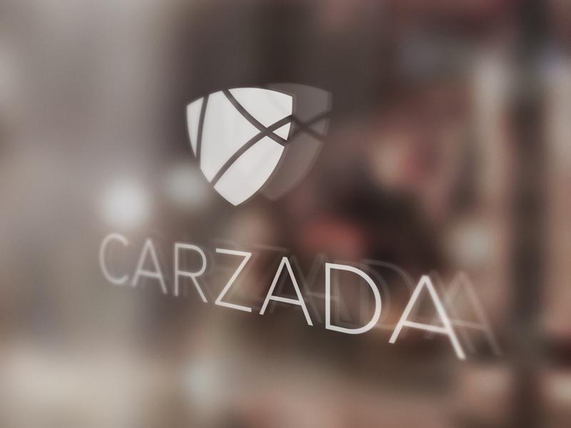 Carzada brand dribbble