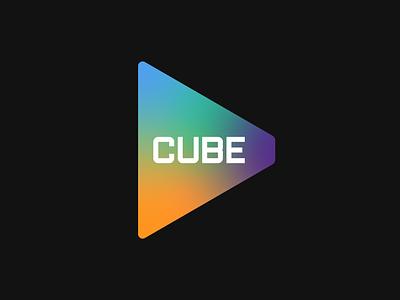 CUBE - Logo Proposal brand identity play design logo branding cube