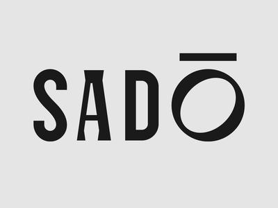 Sadō  - Logo Proposal