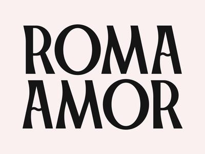 Roma - Type experiment