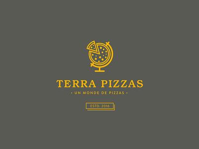 Logo Terra Pizza