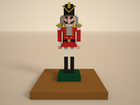 🔶 Voxel Project: The Nutcracker
