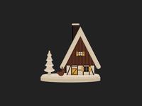 Smoking house