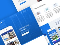 Homz direct - Landing Page