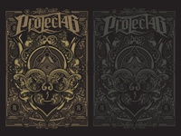 Project 46 Gig poster