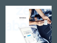 Zentabox - Behance Case Study