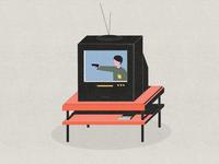 TV - life in vertical
