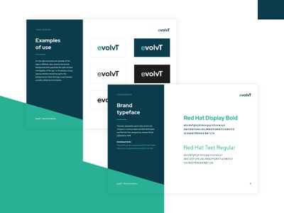 evolvT electric transportation identity logo design branding design