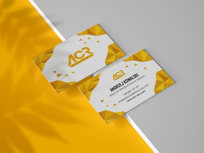 Be Steady – ACR Systems logodesign logo typography polygons brand identity branding