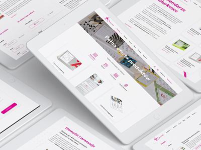 FKD e-commerce platform printing ux  ui webdesign e-commerce