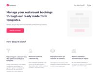 Restaurant Booking Software