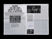 Deadwood Newspapers — Inside Pages