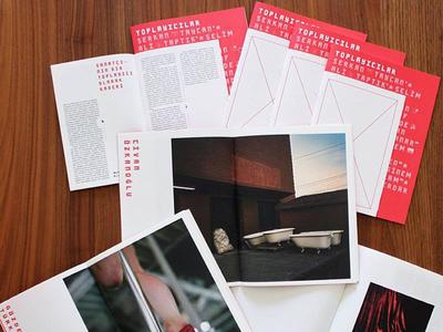 Toplayıcılar / Les Glaneurs et les glaneuses layout typography photography book editorial design catalog