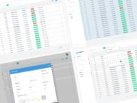 Tracking web platform