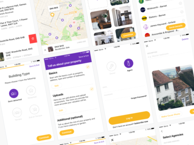 Proptech App mobile android ios app proptech