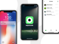 Squuad iOS app ⚽