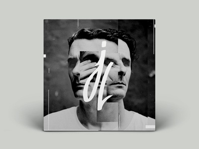 Album Cover - Terrible, Beautiful World written hand soundtrack music art cover album