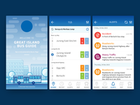 Public Bus Tracker App