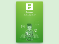 Frappe Chat App Splash Screen
