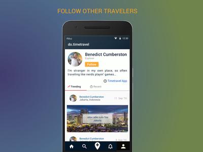 Follow Inspired Travelers