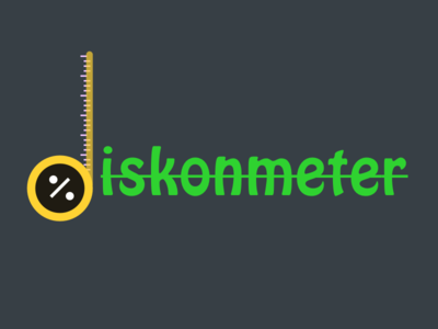 Diskonmeter Logo
