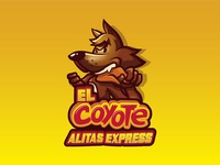 The Coyote Wings, logo