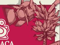 Butaca Festival official poster 2017 version
