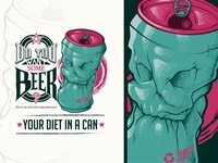 Your diet in a can