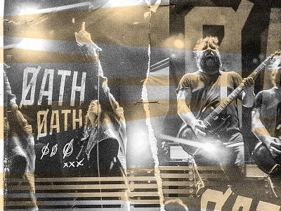 øath underoath music live photography texture grain grit