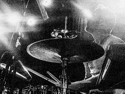 '68 drums los angeles photography white black theyare68