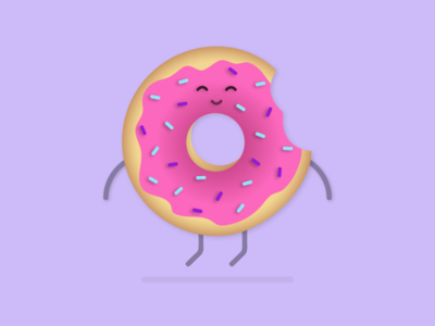 Donut want the weekend to end