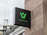 Vidhyuta Branding Identity