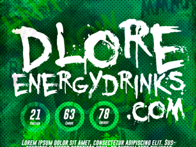 Dlore EnergyDrinks