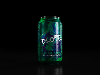 Dlore EnergyDrinks can packaging mockups beverage beer packaging mockup soft drink packaging design