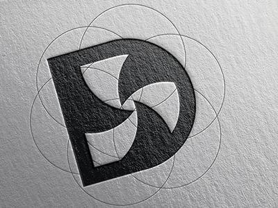 D Logo Design logo design