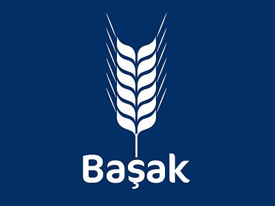 Başak Logo Tasarımı web tasarım tasarımcı erdoğan mehmet erdoğan başak logo tasarımı