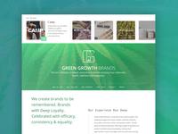 WIP - Company Website