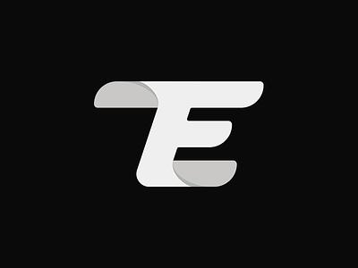 ZF zf monogram logo