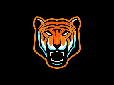 Fatal Network Logo esports typography illustration design vector mascot logo branding logo design