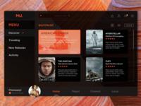 Movie Video Interface  2