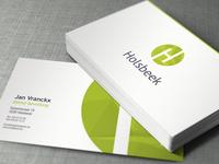 Holsbeek - business cards