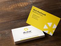 DCStar - business cards