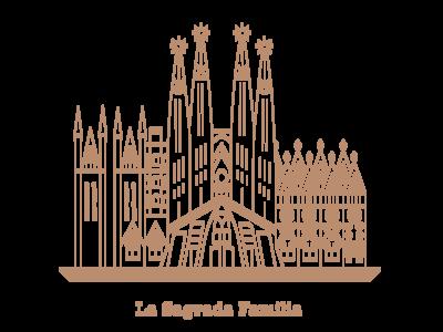 La Sagrada Familia Icon
